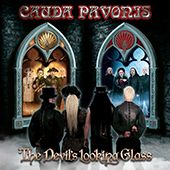 CAUDA PAVONIS - The Devil's Looking Glass